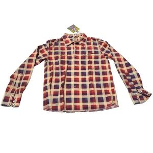 Levis Vintage SHORTHORN CHECK western shirt